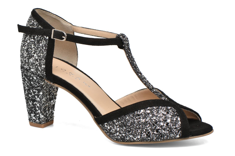 Zapatos de tacón Jonak Damaris Negro vista de detalle / par