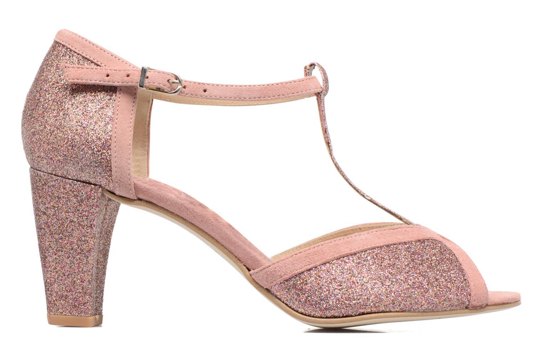 Zapatos de tacón Jonak Damaris Multicolor vistra trasera