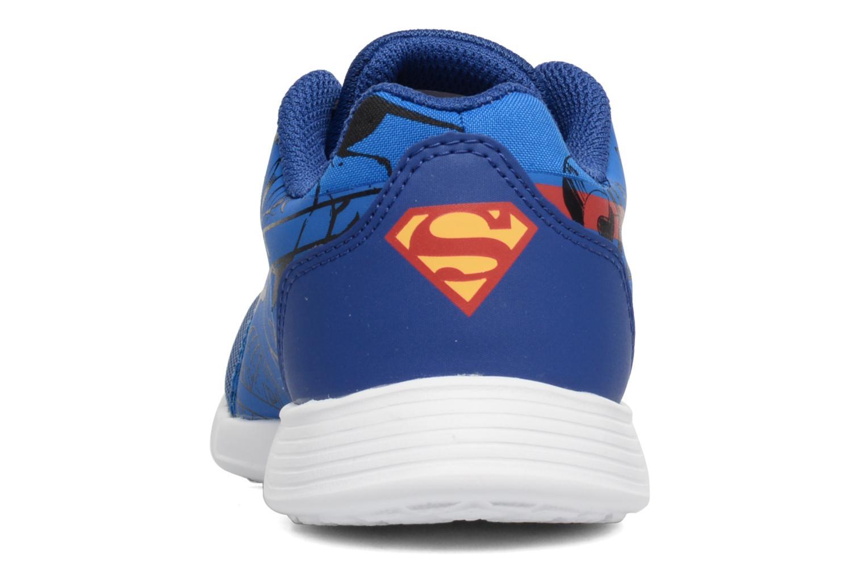 Baskets Puma Inf St Trainer Superman / Ps St Trainer Superman Bleu vue droite