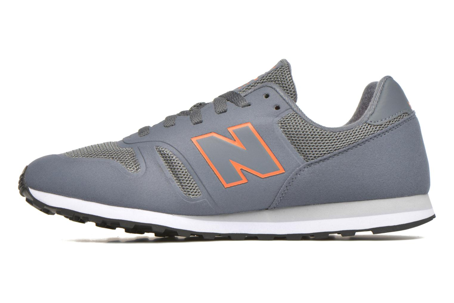 Baskets New Balance MD373 Gris vue face