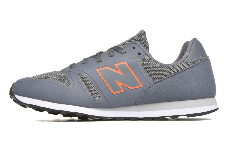 Sneakers New Balance MD373 Grijs voorkant