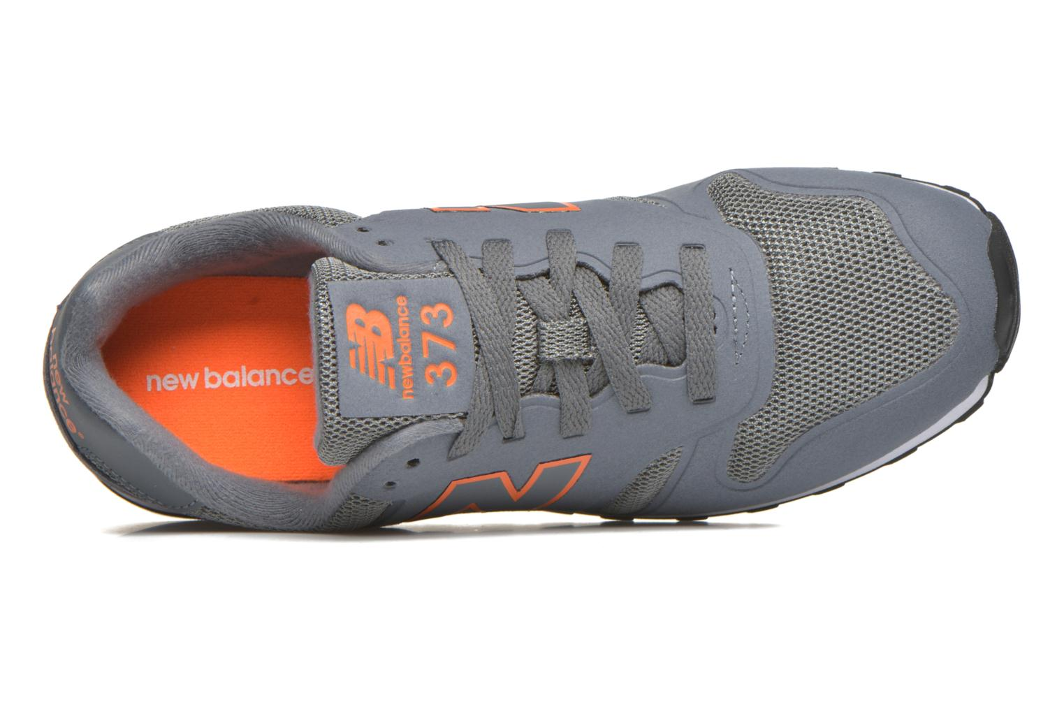 Baskets New Balance MD373 Gris vue gauche