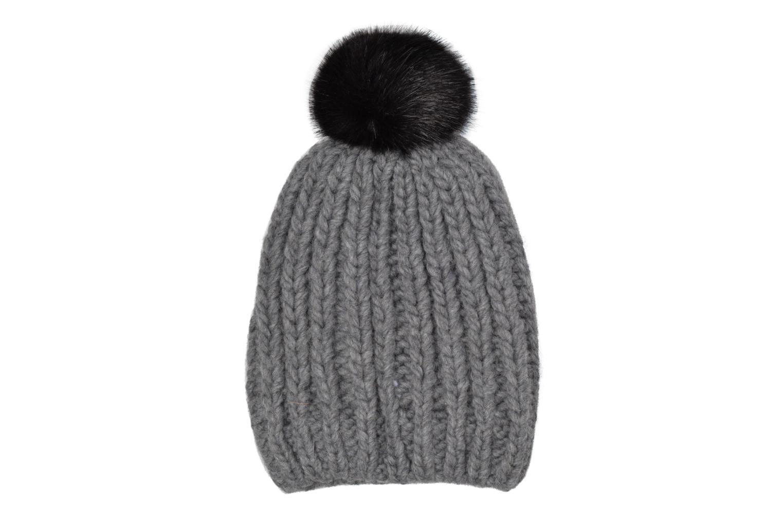 Sonstiges Esprit Bonnet pompon grau schuhe getragen