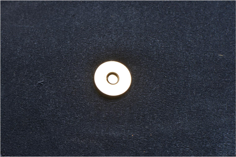 Sacs à main Petite mendigote Solal Demi-lune Bleu vue derrière