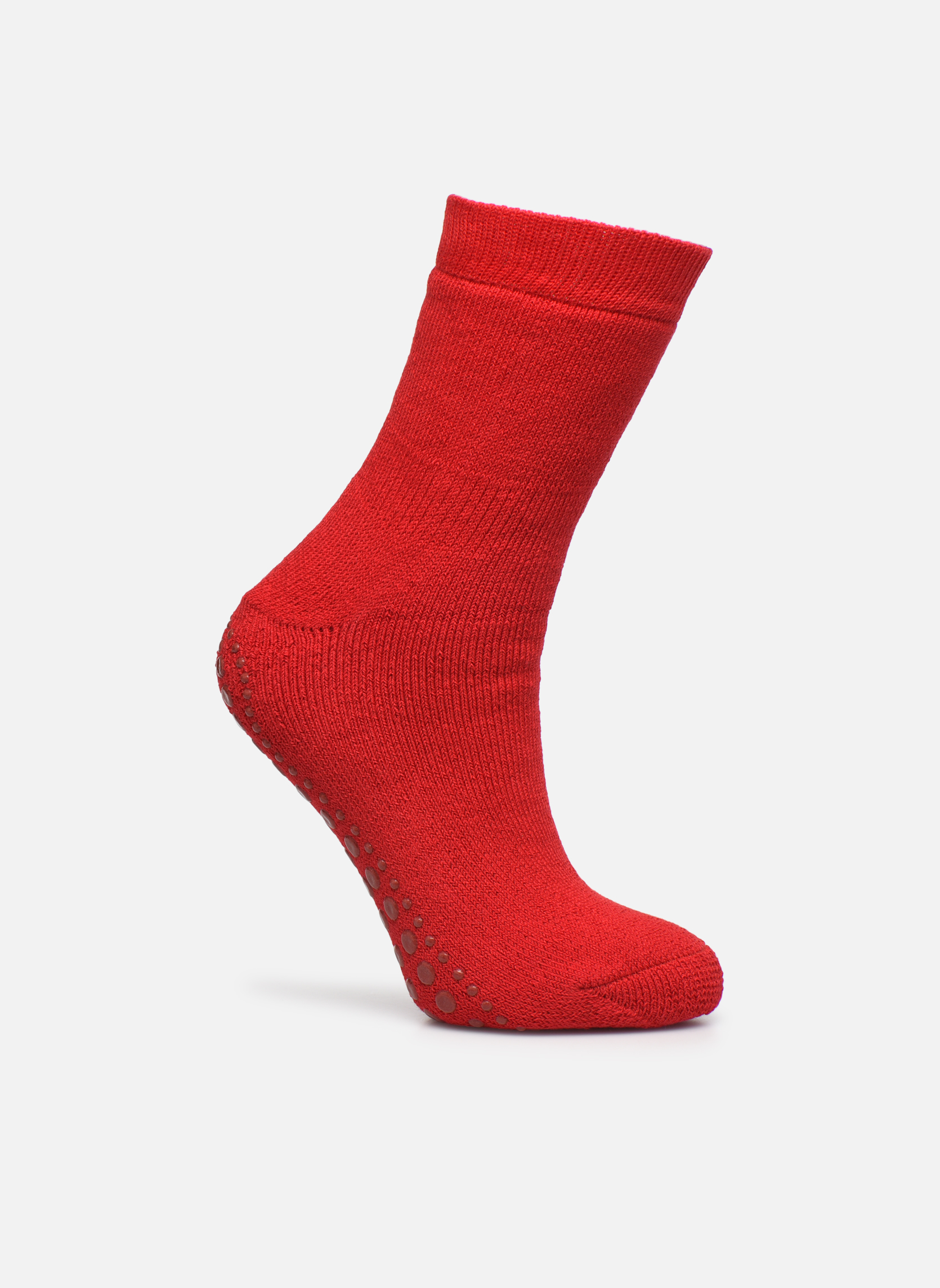 Medias y Calcetines Falke Chaussons-chaussettes Catspads Rojo vista de detalle / par