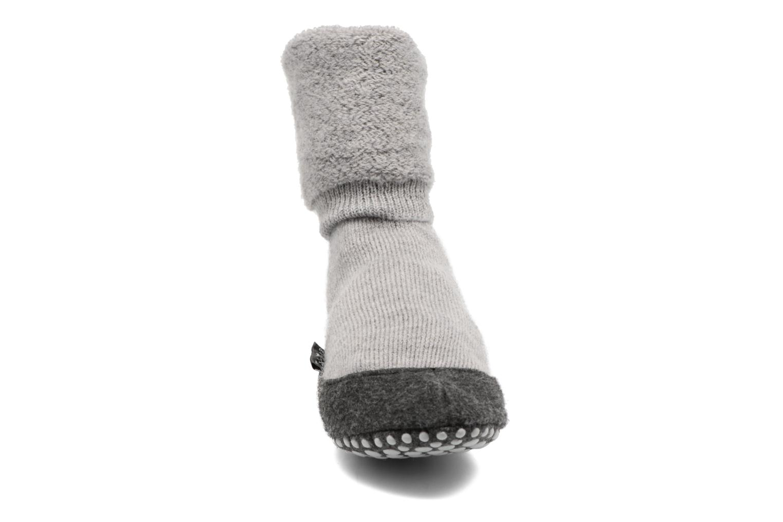 Sokken en panty's Falke Chaussons-chaussettes Cosyshoes Grijs model