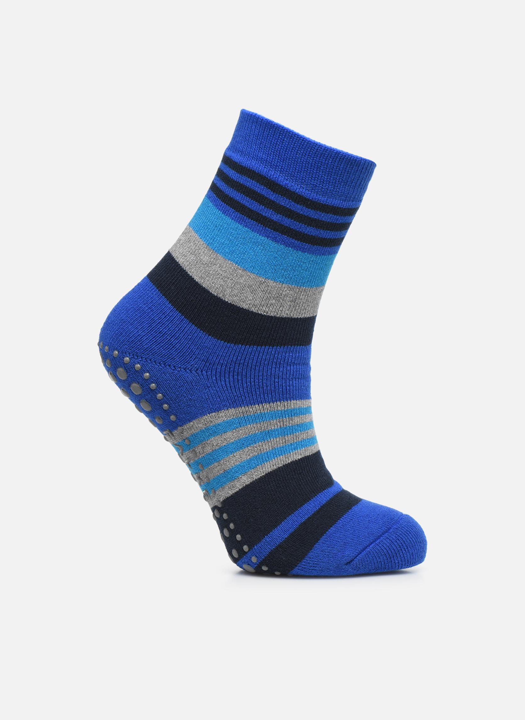 Strømper og tights Falke Chaussons-chaussettes Irregular Stripe Catspads Multi detaljeret billede af skoene
