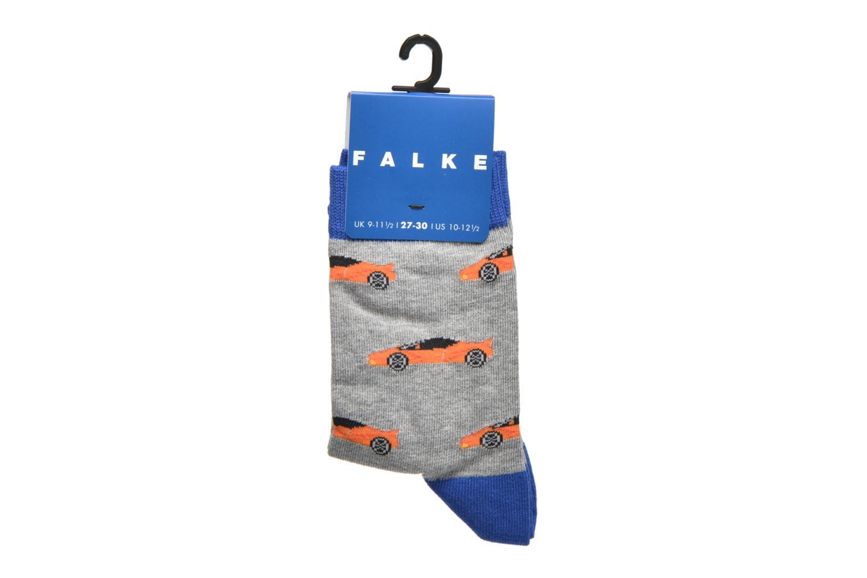 Sokken en panty's Falke Chaussettes Roadster Grijs achterkant