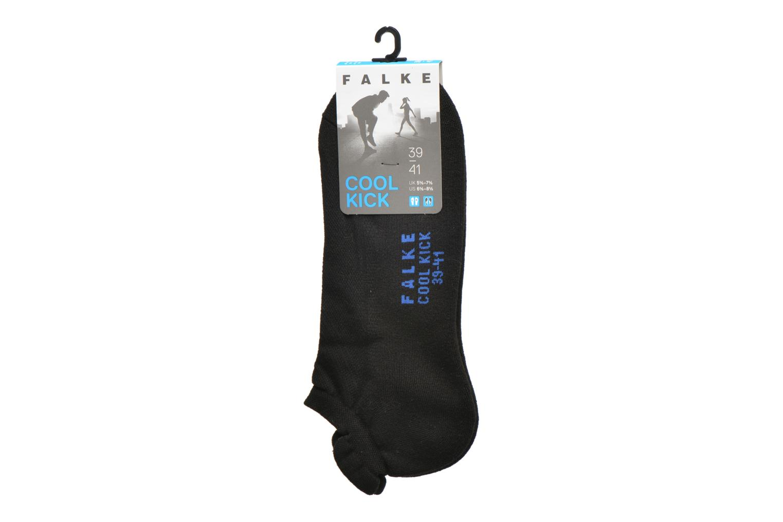 Socks & tights Falke Mini-Socquettes  SN Sport Cool Kick In Black back view