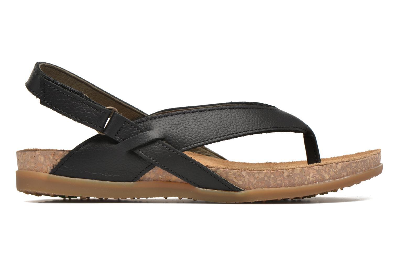 Sandales et nu-pieds El Naturalista Zumaia NF40 Noir vue derrière