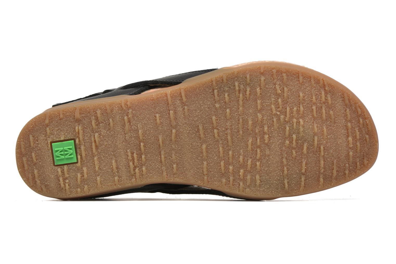 Sandales et nu-pieds El Naturalista Zumaia NF40 Noir vue haut