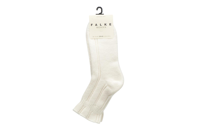 Calze e collant Falke Chaussettes Bedsock Bianco immagine posteriore