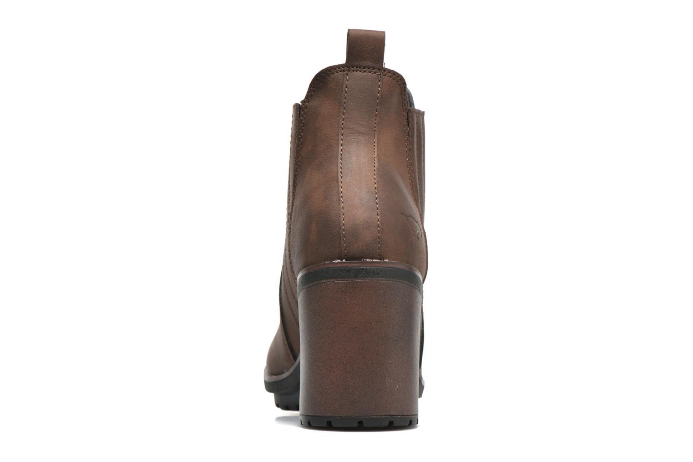Bottines et boots Rocket Dog Raegan GM Marron vue droite