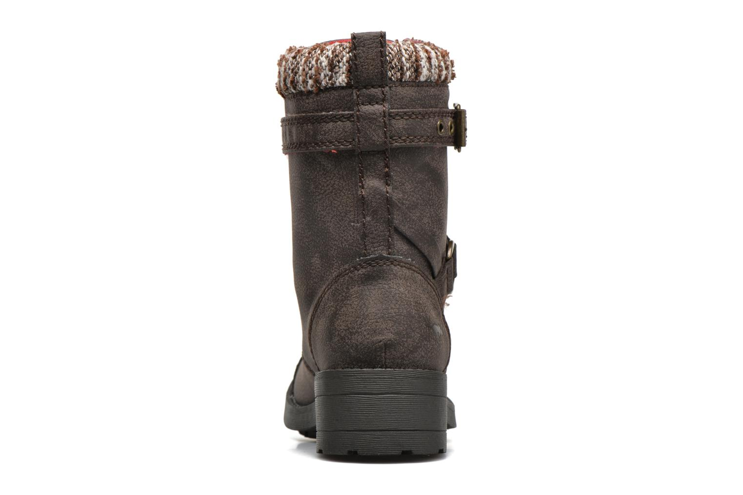 Ankle boots Rocket Dog Thunder GB Brown view from the right