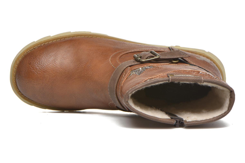 Laarzen Mustang shoes Gisa Kids Bruin links