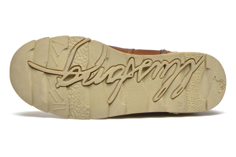 Laarzen Mustang shoes Gisa Kids Bruin boven