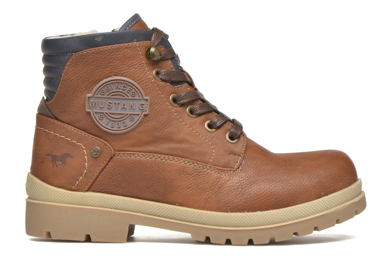 Boots en enkellaarsjes Mustang shoes Hanne Bruin achterkant