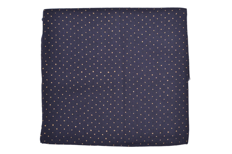 Sonstiges Petite mendigote GINGER Foulard laine 100x200 blau ansicht von hinten