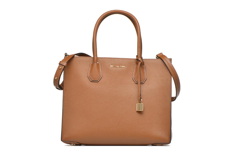 Handtaschen Michael Michael Kors MERCER LG Convertible Satchel braun detaillierte ansicht/modell
