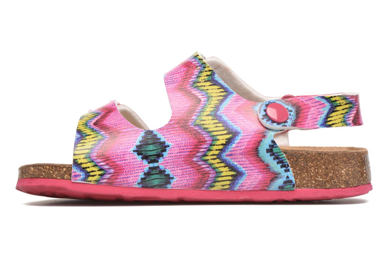 Sandalen Desigual SHOES_BIO 2 E rosa ansicht von vorne