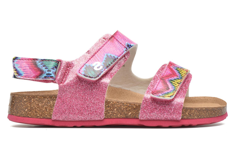Sandalen Desigual SHOES_BIO 2 E rosa ansicht von hinten