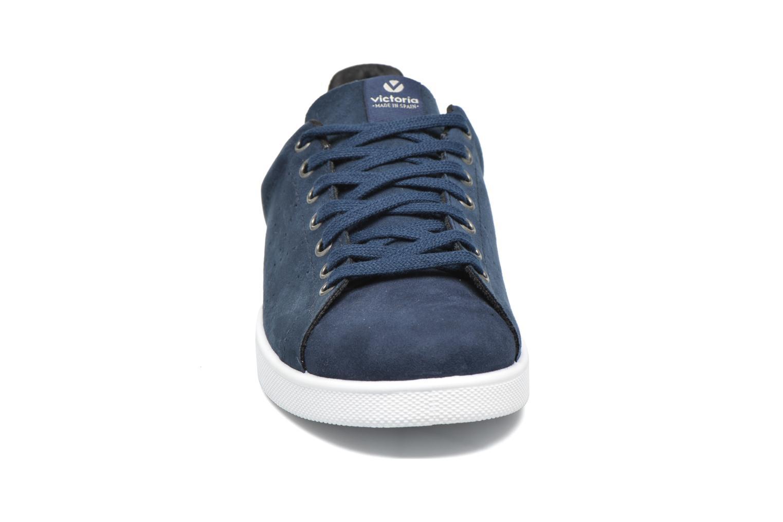 Baskets Victoria Deportivo Antelina H Bleu vue portées chaussures