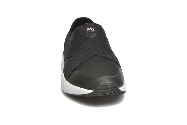 Baskets Victoria Sneakers Elastico Noir vue portées chaussures