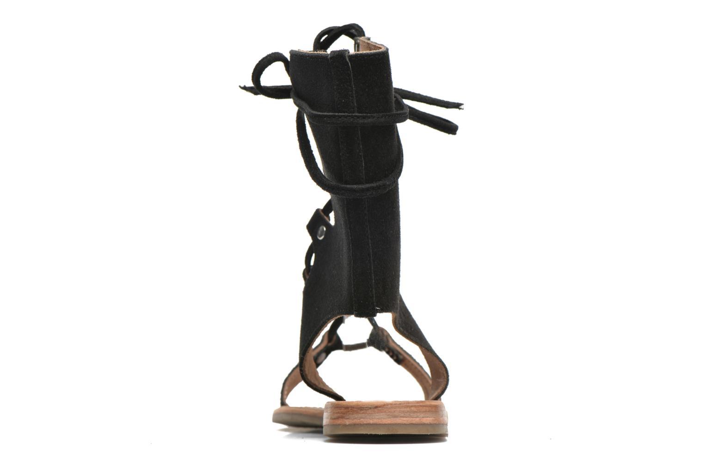 Sandalen Les Tropéziennes par M Belarbi Baktal Zwart rechts