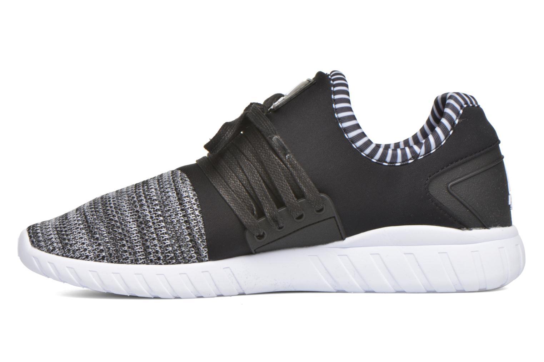 Sneaker Asfvlt Area Low schwarz ansicht von vorne