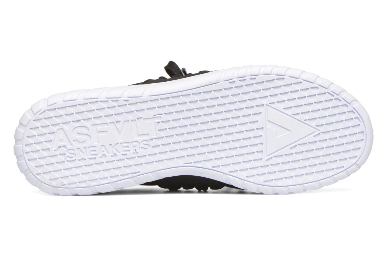 Sneaker Asfvlt Area Low schwarz ansicht von oben