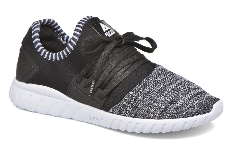 Sneaker Asfvlt Area Low schwarz detaillierte ansicht/modell