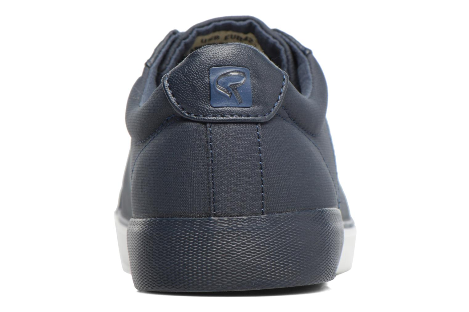 Trainers Redskins Sabar Blue view from the right