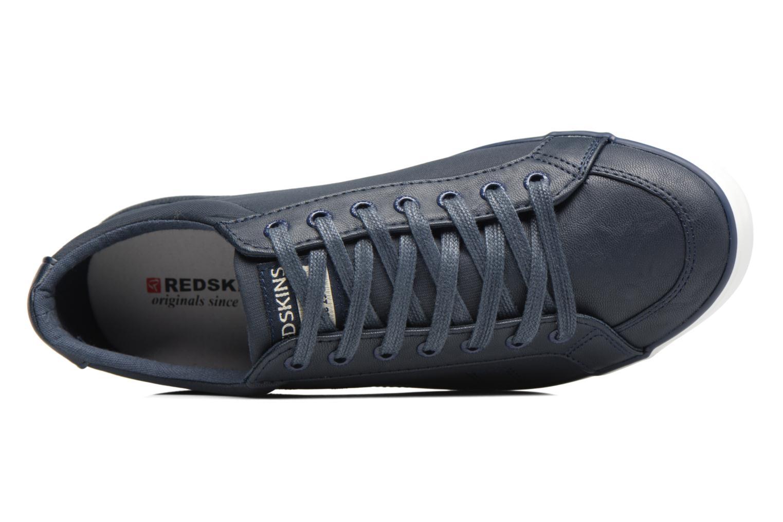 Sneakers Redskins Sabar Blauw links