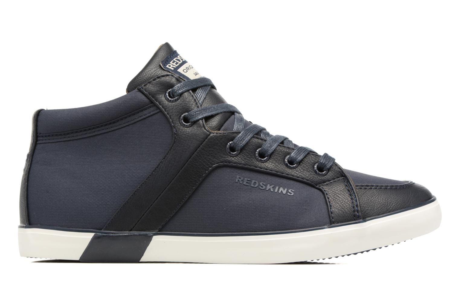 Sneakers Redskins Solay Blauw achterkant
