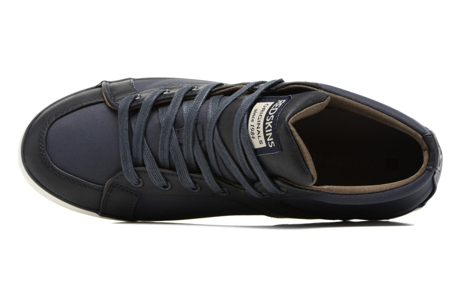 Sneakers Redskins Solay Blauw links