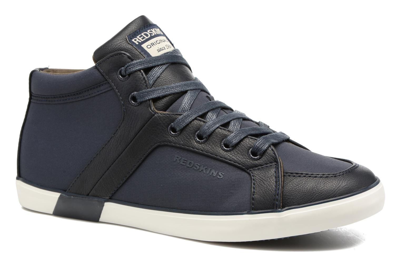 Sneakers Redskins Solay Blauw detail