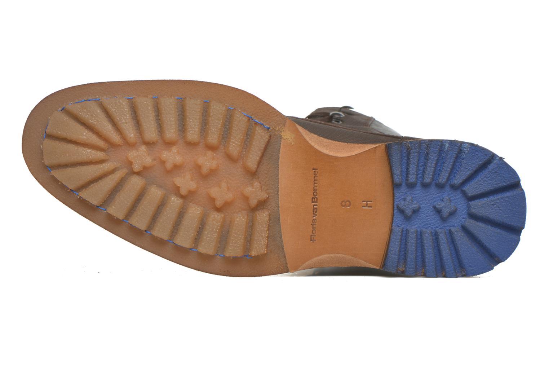Bottines et boots Floris Van Bommel Ted Marron vue haut