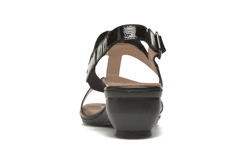 Sandalen Sweet Zaela Zwart rechts