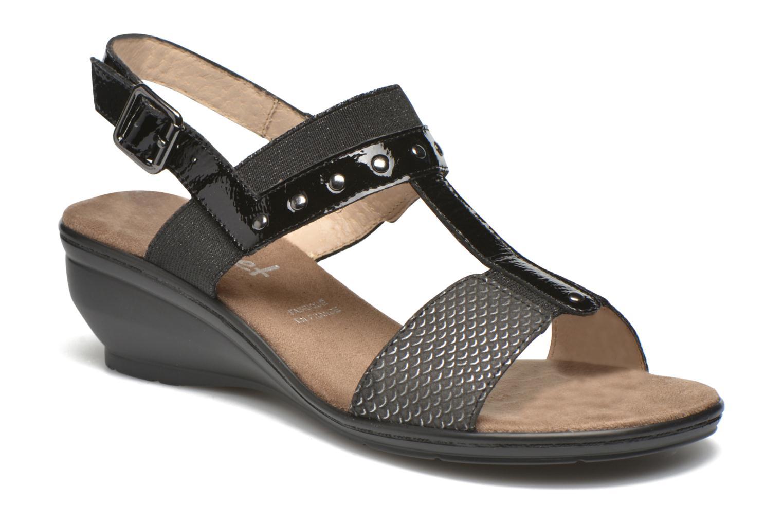 Sandales et nu-pieds Sweet Zaela Noir vue détail/paire