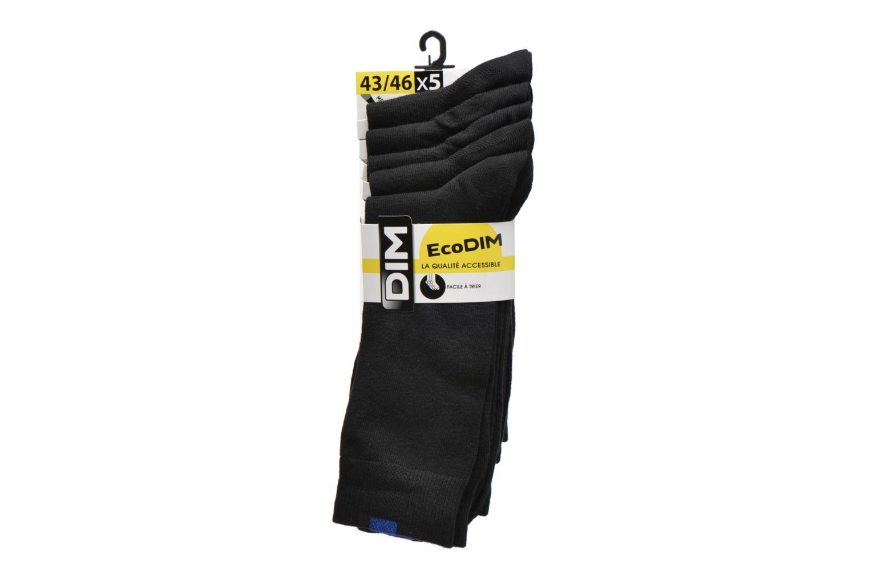 Chaussettes EcoDimM Pack de 5 0HZ NOIR