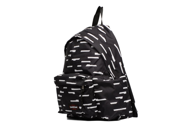 Mochilas Eastpak PADDED PACK'R Sac à dos toile Negro vista del modelo