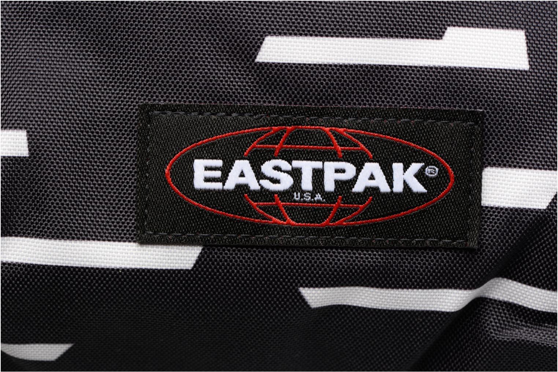 Sacs à dos Eastpak PADDED PACK'R Sac à dos toile Noir vue gauche