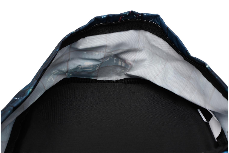 Rugzakken Eastpak PADDED PACK'R Sac à dos toile Blauw achterkant