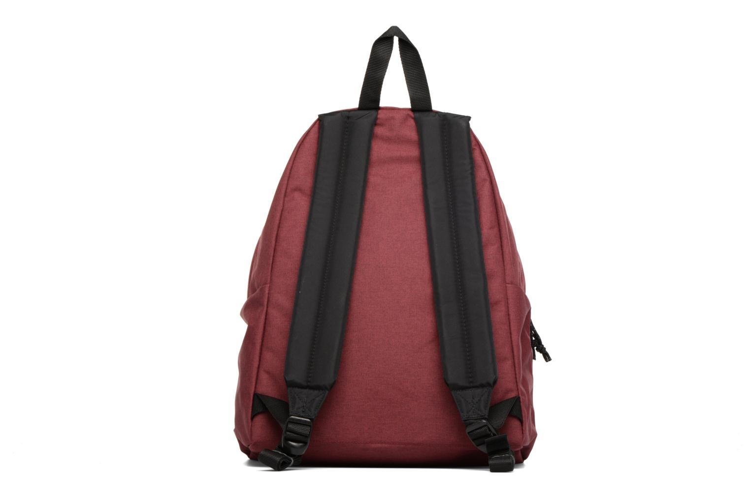 Rucksacks Eastpak PADDED PACK'R Sac à dos toile Burgundy front view