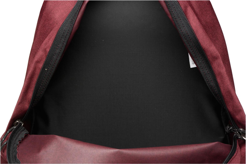 Sacs à dos Eastpak PADDED PACK'R Sac à dos toile Bordeaux vue derrière
