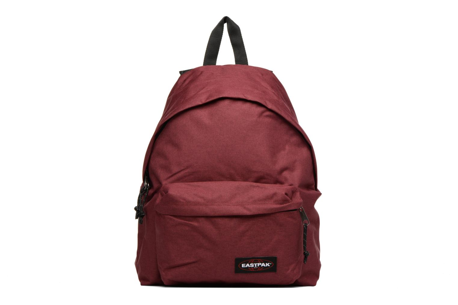 Rugzakken Eastpak PADDED PACK'R Sac à dos toile Bordeaux detail