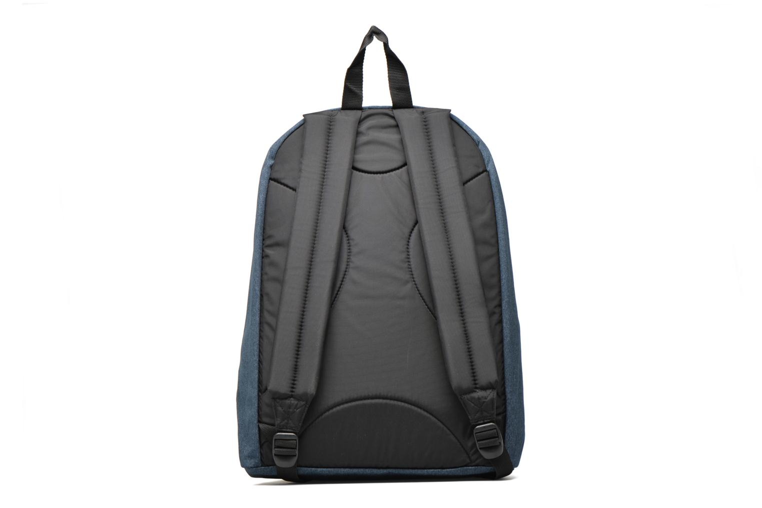 Schooltassen Eastpak OUT OF OFFICE Sac à dos toile Blauw voorkant