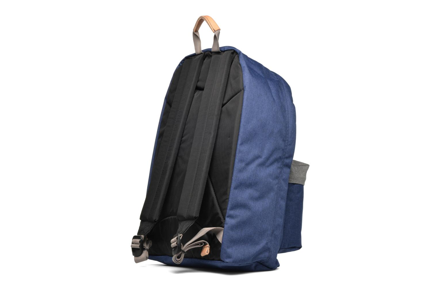OUT OF OFFICE Sac à dos toile Block out blue