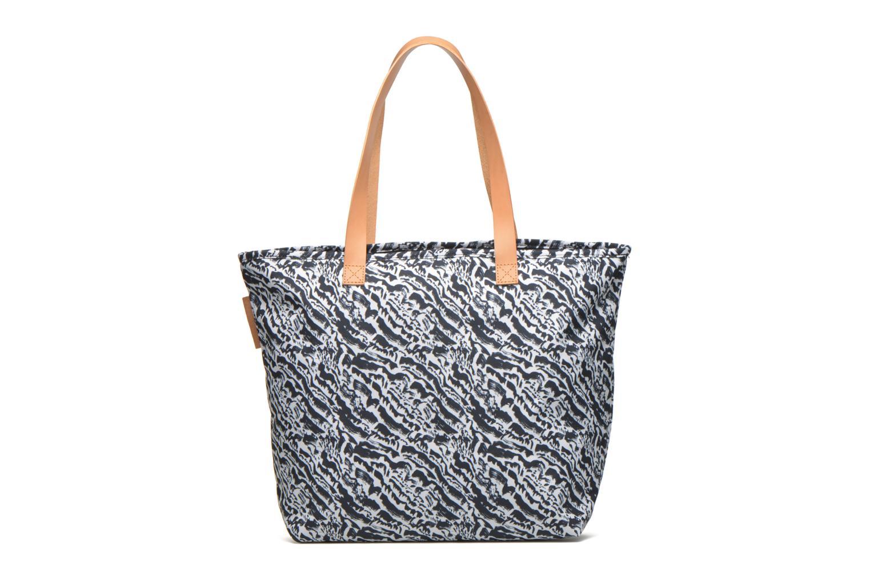 Handbags Eastpak FLASK Cabas Black front view