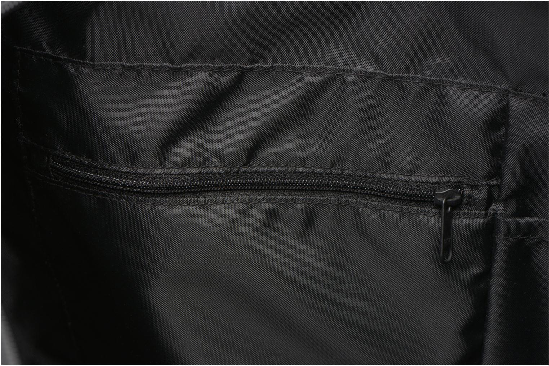 Handbags Eastpak FLASK Cabas Black back view